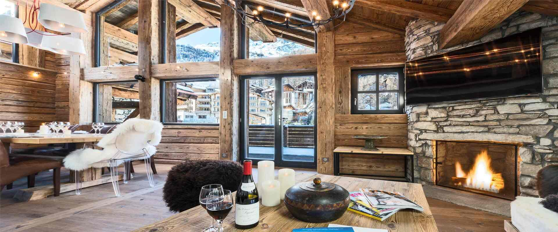 location chalet alpes val d'isere
